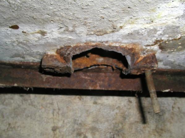 Old Cement Utility Sink Plumbing Diy Home Improvement