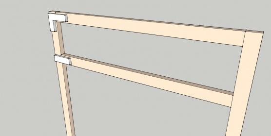 make desk appear floating or leg-less, no studs-braced-frame.jpg