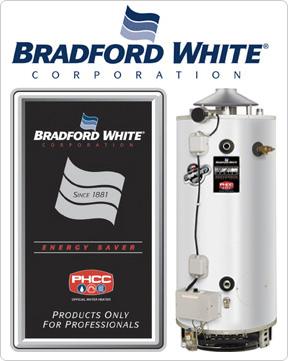 Bradford white water heater warranty