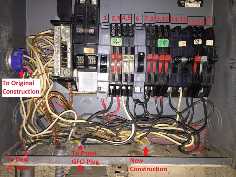 Tips - Rewiring, New Box, Raised Foundation, Attic ...