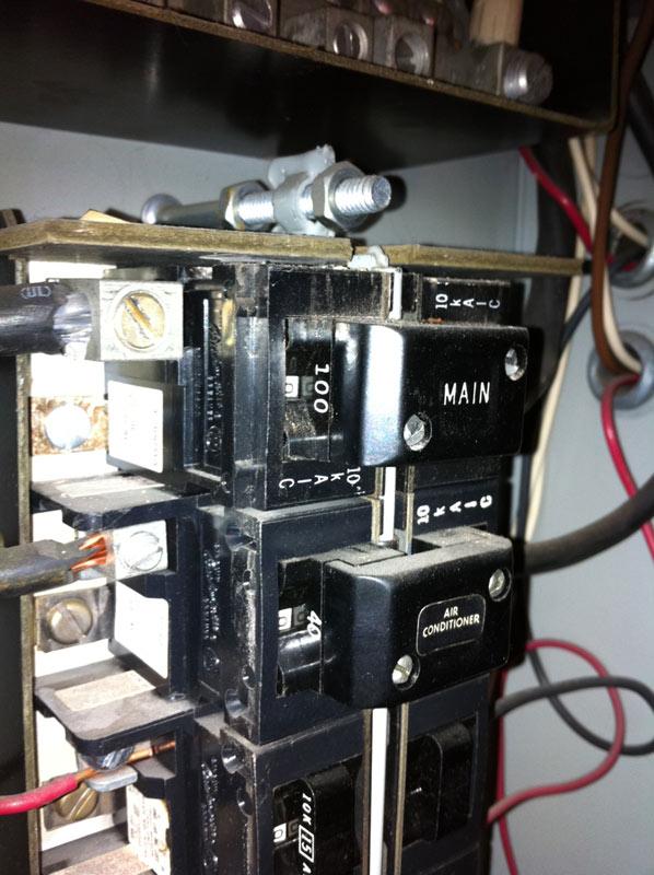 Diagram Of Pushmatic Circuit Breaker Panel Wiring - Wiring Diagram •