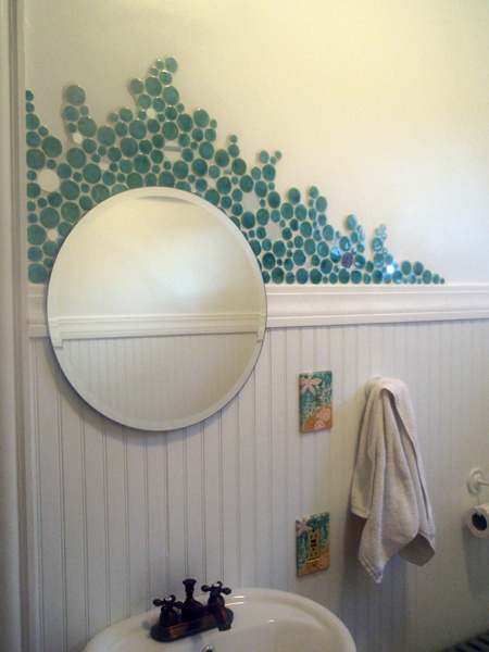 How Should I Install These Mosaic Tiles Bubbletiledesign Jpg