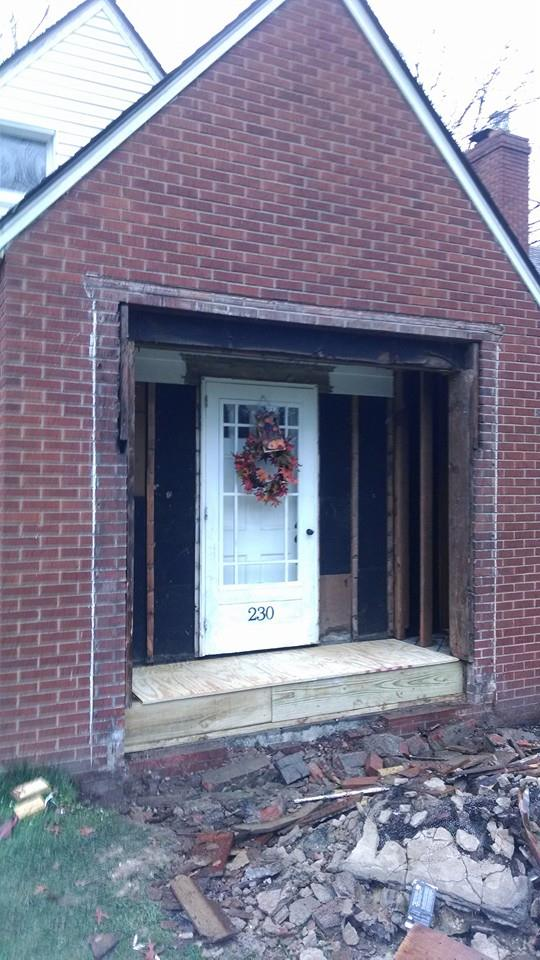 Rebuilt front porch--how to prep for tile-build3.jpg