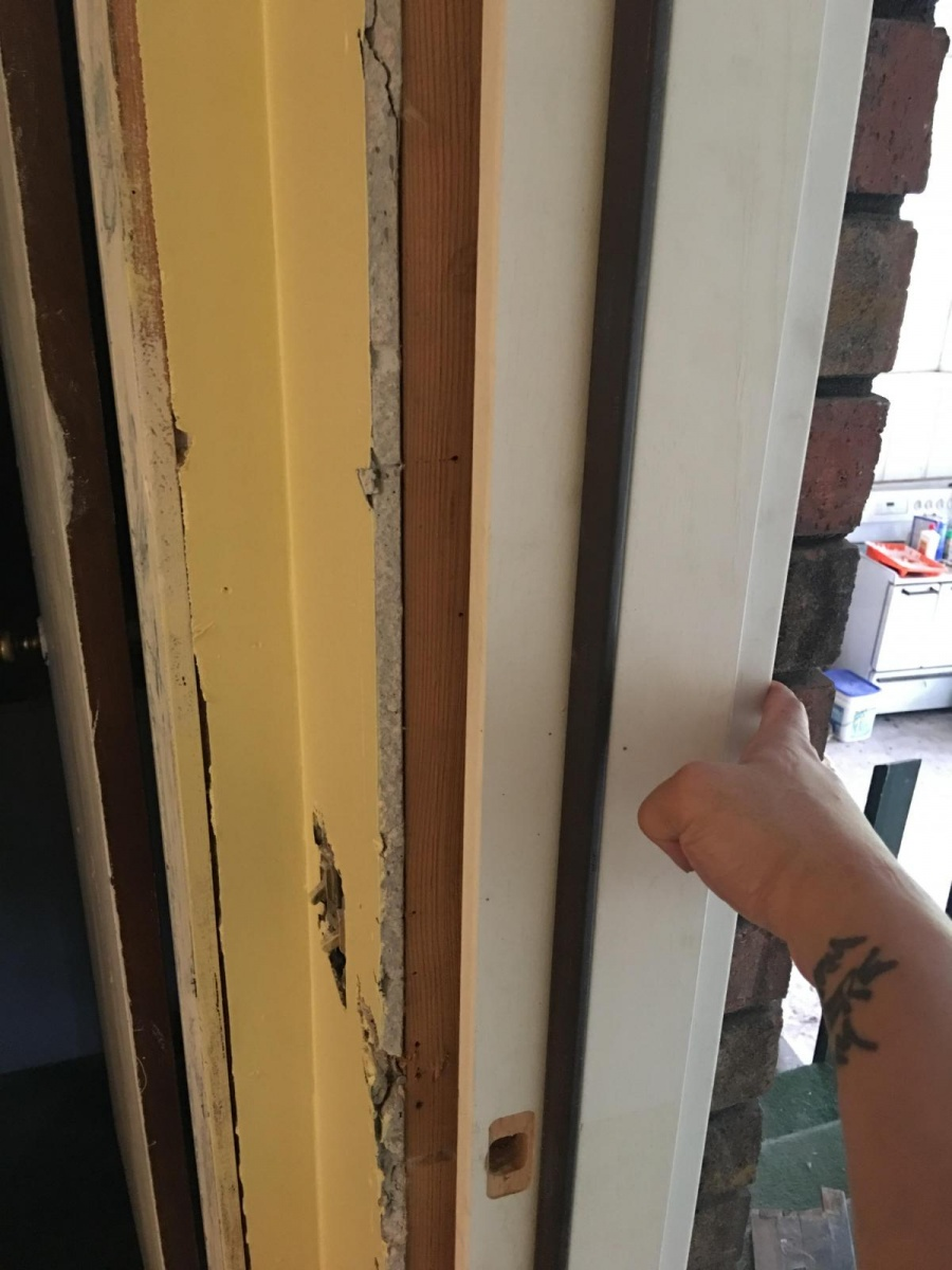 Exterior Prehung Door Jamb Not Wide Enough Windows And