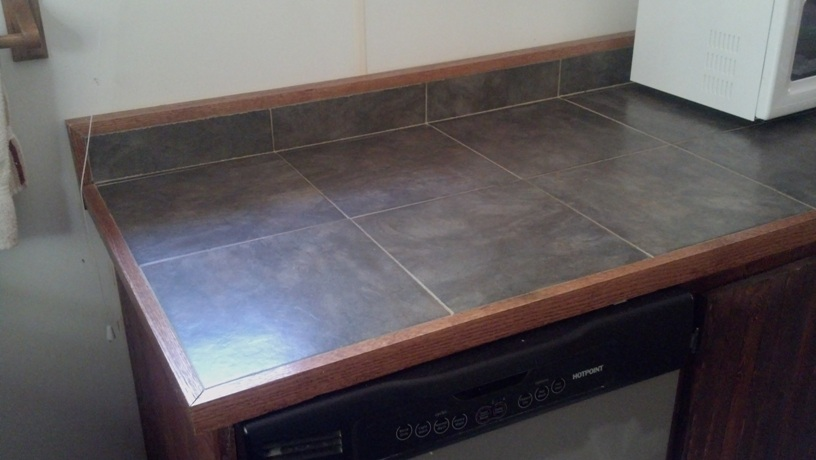 Diy Wood Countertops Over Formica Remodeling Diy