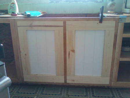 Kitchen remodel-cabinet-doors-dry-fit.jpg