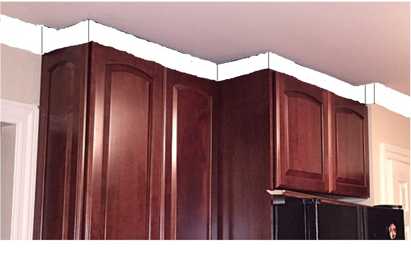 Kitchen Cabinet Crown Molding Options