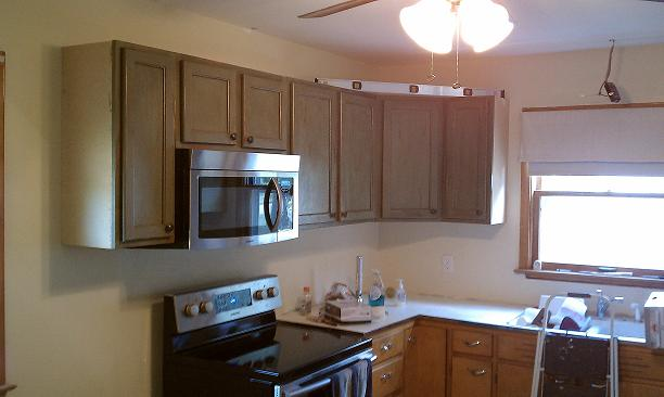 Max Height For Wall Cabinets Above Counter? - Kitchen & Bath ...