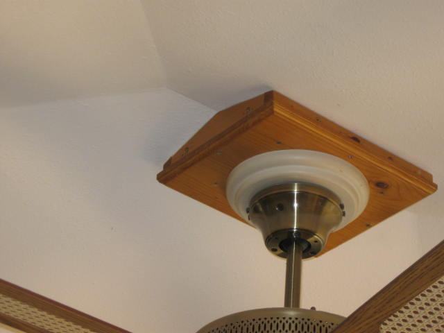 Hanging A Pendant Light From Center Of Vaulted Ceiling