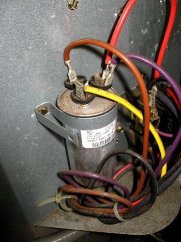 Heat Pump Fan Motor Not Engaging Hvac Diy Chatroom