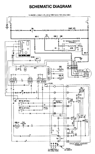heat pump defrost control board - hvac