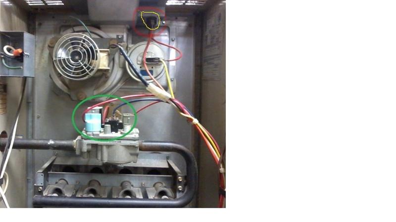 Carrier Gas Furnace Problem-looking For Help - HVAC - DIY Chatroom