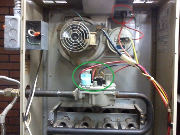 Troubleshooting Gas Furnace Hvac Diy Chatroom Home