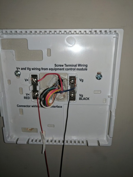 Ecobee3 With Carrier Wiring Hvac Diy Chatroom Home