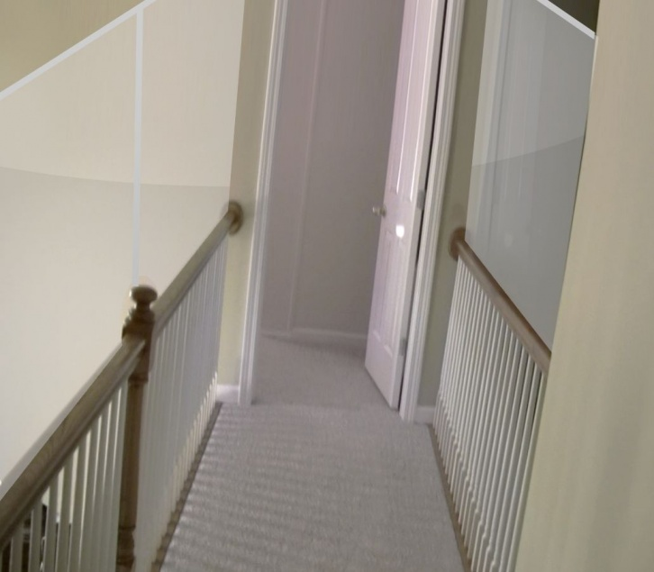 Extend Height Of Interior Balcony Railings By Feet? - Building ...