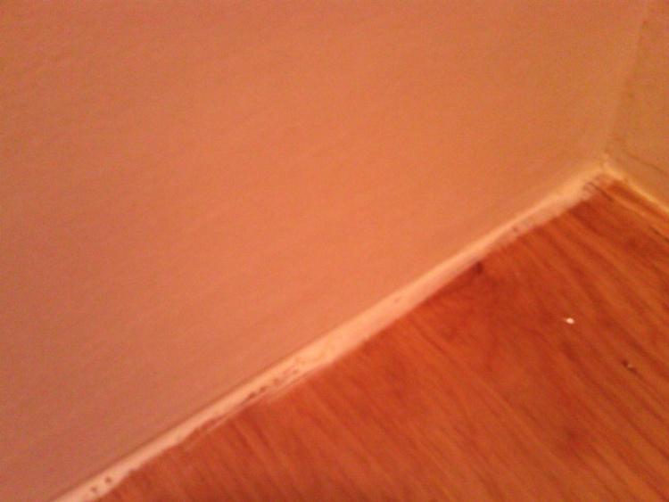 Bad caulk line on floor-caulk03.jpg