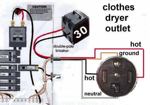 Dryer Electrical Question - Electrical