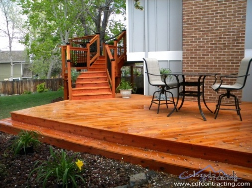 What is the Best Deck material for Severe Sun and Colorado Winters?-cedar-deck.jpg