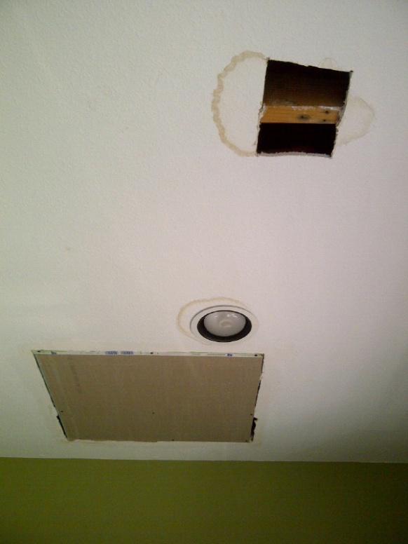 Newbie Needs Help With Ceiling Drywall Repair Drywall