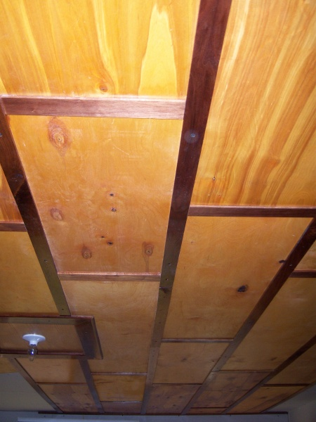 My  (300 sq. ft.) Homemade Birch/Walnut Ceiling-ceiling-so-far.jpg