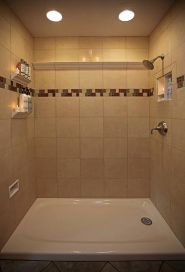 Tiling Shower To A Kohler Receptor - Building & Construction - DIY ...