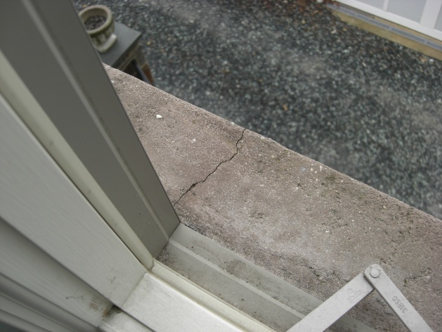 Best Material To Patch In Exterior Concrete Window Sill ... on exterior column material, vinyl window material, exterior table top material, window caulking material, best exterior door material, vinyl screen material, exterior window capping material,