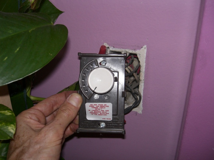... Radiant heater thermostat switch wiring question-cimg4598.jpg : radiant heat thermostat wiring - yogabreezes.com