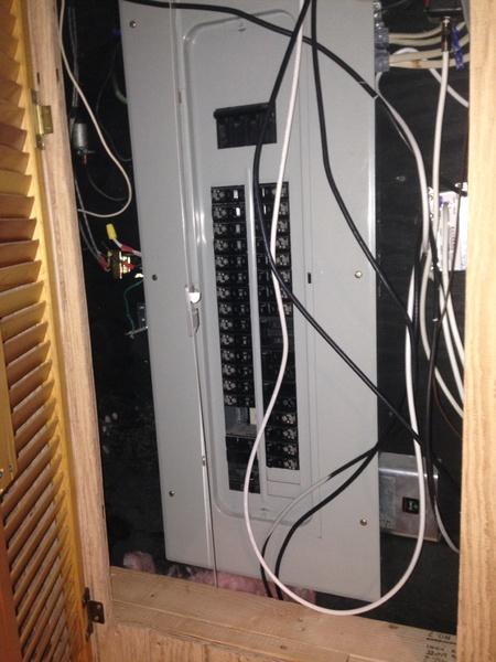 Circuit Breaker Box / Door ? Circuit Breaker Panel