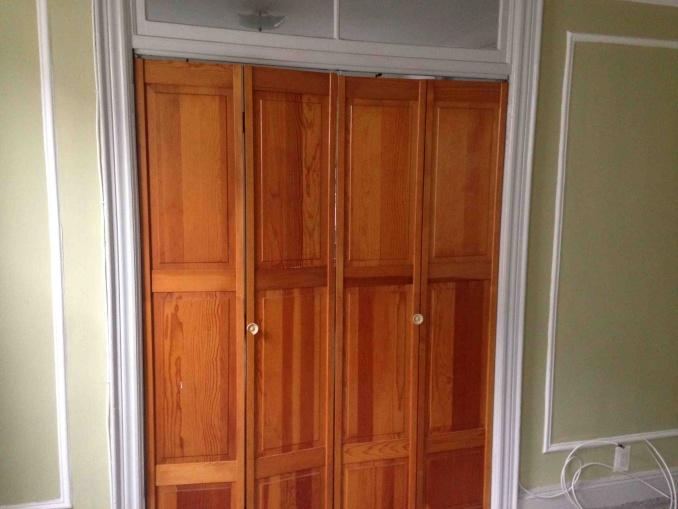 converted bedroom needs soundproof door - building & construction