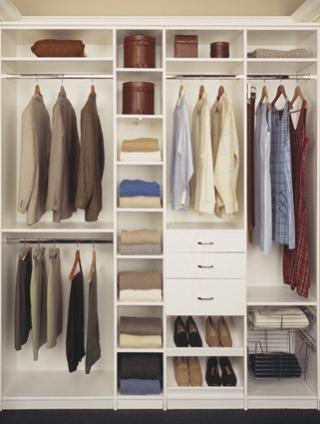 Closet Organizer Plans. Opinions Requested. Closet Design 1