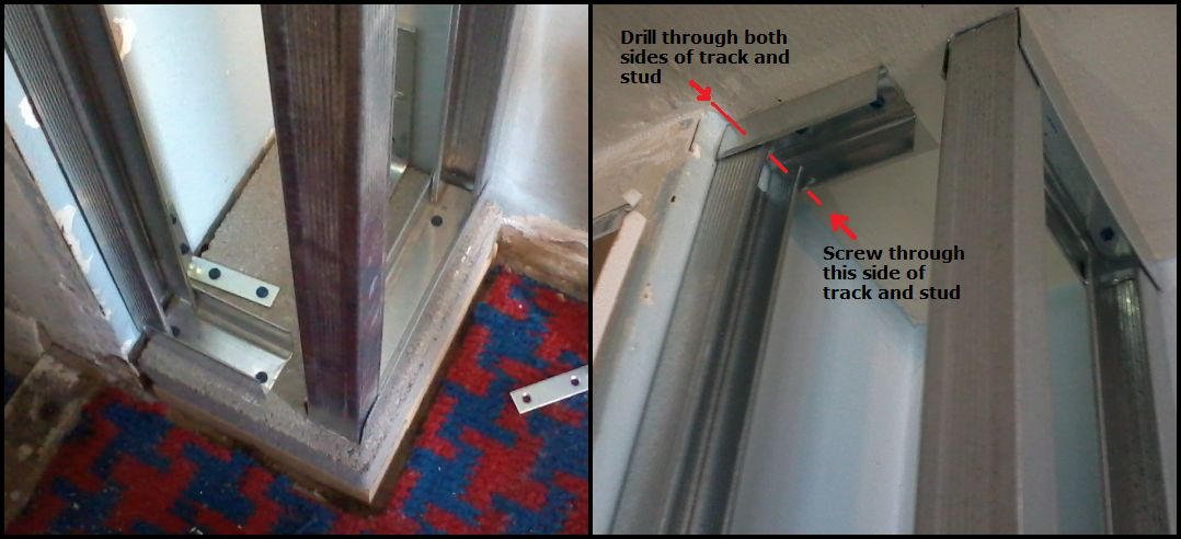 Screwing steel studs the hard way-closet-extension-frame-annotated.jpg