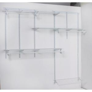 attached images - Closet Shelving