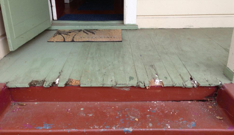 Repairing (not replacing) Dry Rot Porch-closeup.jpg