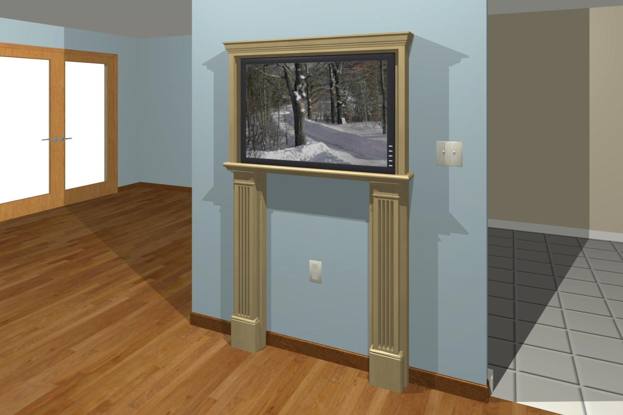 "How to spice up tv on the wall...looks ""bland""-color-sand.jpg"