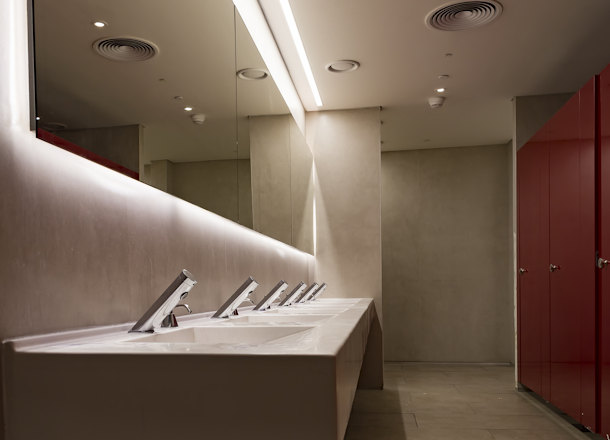 How to Remodel a Commercial Bathroom