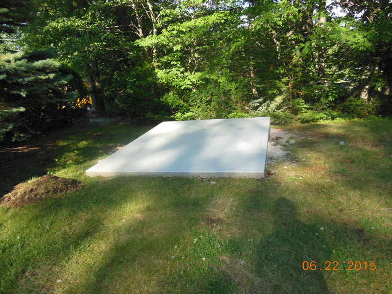 Base for Lifetime (plastic) storage shed-concrete-002.jpg