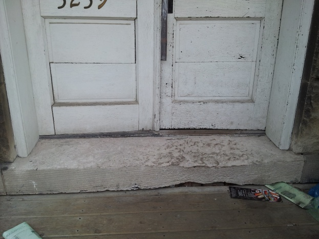 Great Need Advice About Entrance Concrete Door Sill Concrete Door Sill