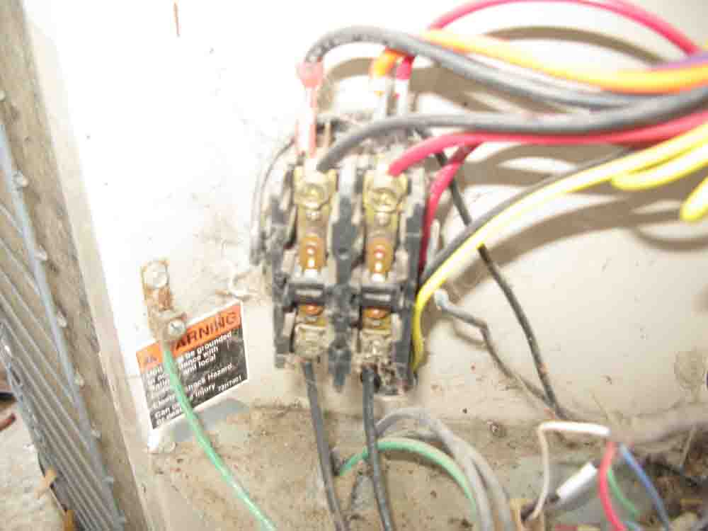 lennox hs29 311 3p air conditioner not working hvac diy chatroomlennox hs29 311 3p air conditioner not working contactor jpg