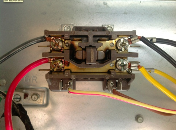 ge heat pump wiring diagram so i want to replace the contactor in my outside unit heil 3 ton heat pump wiring diagram