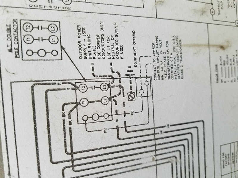 Selecting An Air Conditioner Contactor  Which One  - Hvac