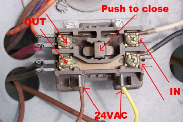 I turn my AC unit off but the compressor fan still runs-contactor2.jpg