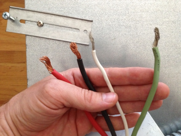 Replacing A 3 Wire Cooktop With 4 New Wires