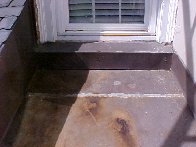 Copper Dormer Recess Pan Roofing Siding Diy Home