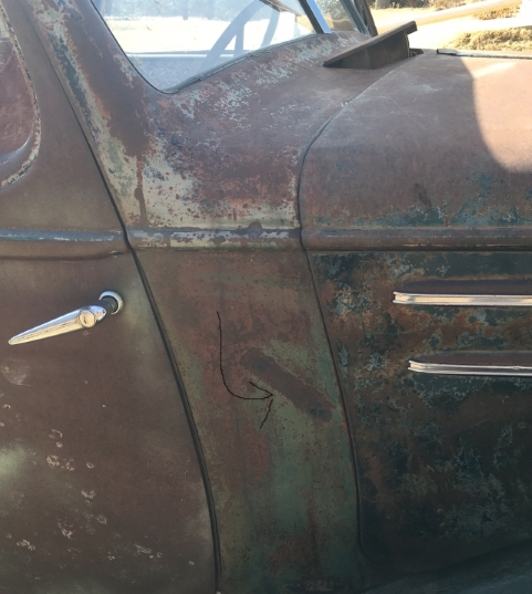 Question : 35 Chevy Coupe / Suicide Doors - Automotive Repairs - DIY