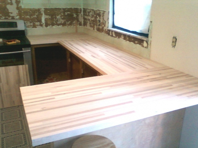 Kitchen remodel-countertops-unstained.jpg