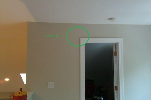 Cracks in 10 yr old house drywall-crack2.1.jpg
