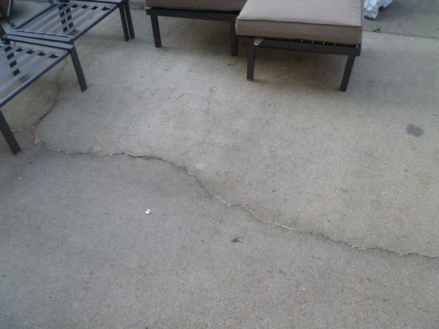 Concrete Slab Patio Redo 2 Jpg