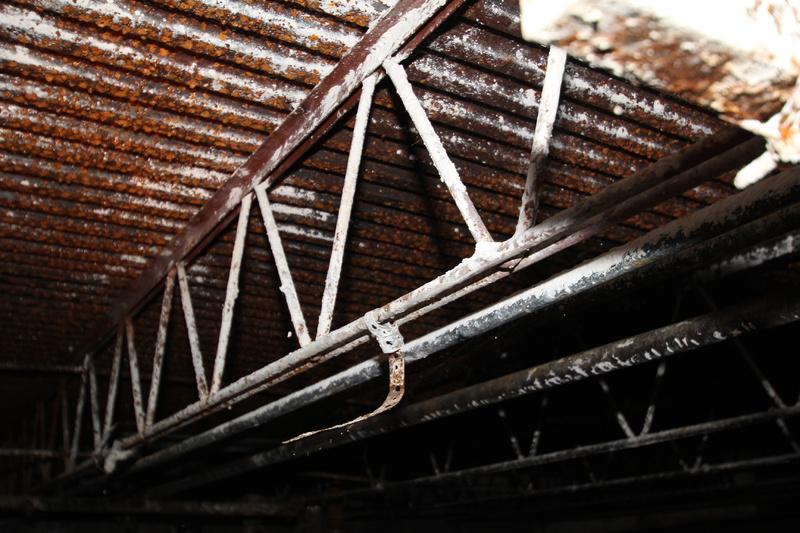 Rust On Metal Floor Decking General Diy Discussions