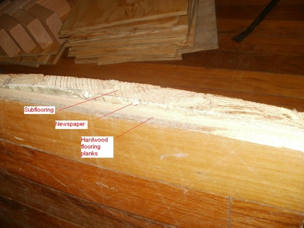 Newspaper as underlayment???-crawlspace-access-cross-section.jpg