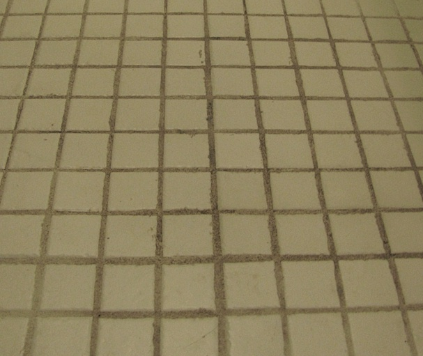 Can Bad Grout Job Be Salvaged Tiling Ceramics Marble